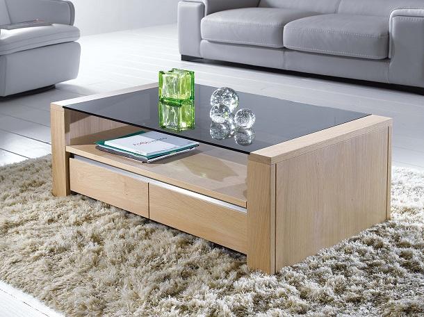 Choisir les bons meubles pour une salle manger de toute for Table basse pour manger