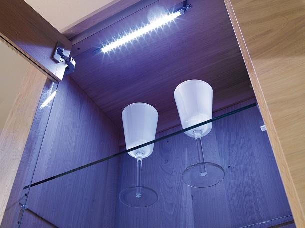 eclairage interieur meuble