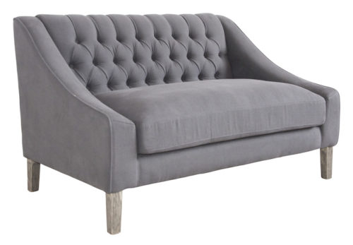 Banquette style anglais