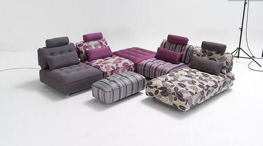 Canapé modulable et fonctionnel FAMA