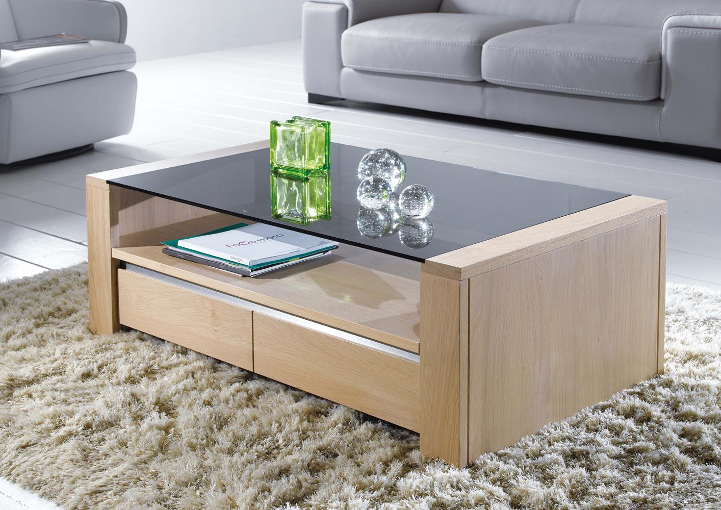 Table basse chez but