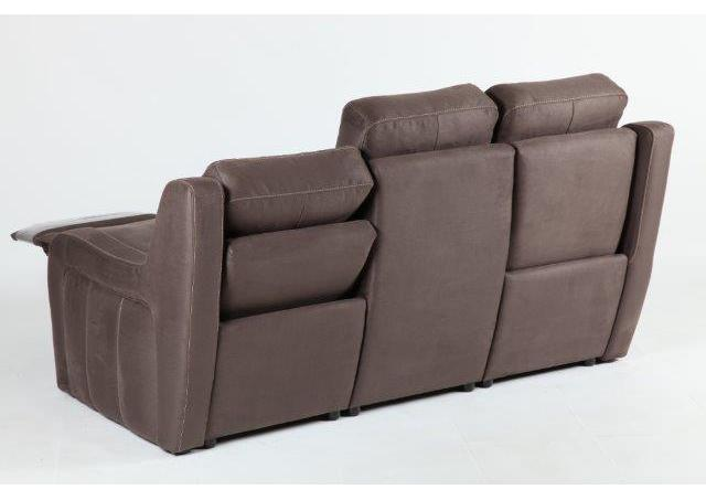Acheter votre canap 3 places contemporain relax for Canape cuir contemporain