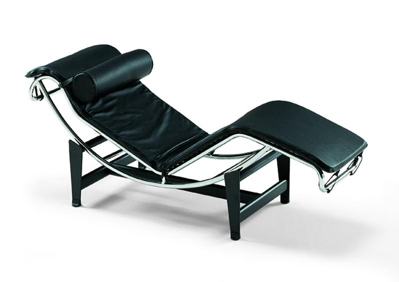 acheter votre chaise longue contemporaine en cuir chez simeuble. Black Bedroom Furniture Sets. Home Design Ideas