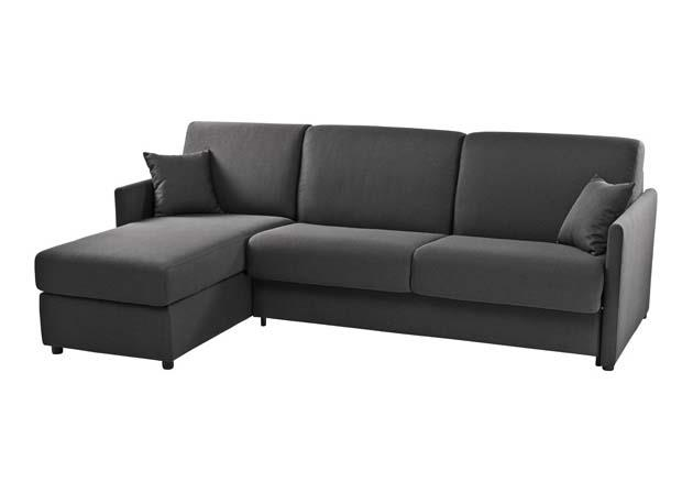 Canapé D Angle Convertible Rapido Couchage 140