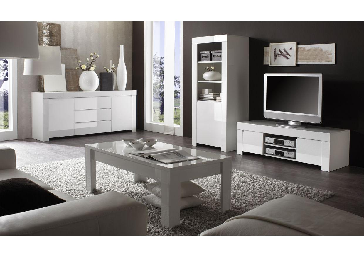 Meuble Tv Et Table Basse Assorti Laque Blanc - Acheter Votre Meuble Tv Bas Contemporain Laqu Blanc Chez Simeuble[mjhdah]http://www.brainjobs.us/list/23885/sup-rieur-table-basse-de-salon-conforama-2-table-basse-conforama-verre-meuble-tv-napia-panneaux-1014×816.jpg