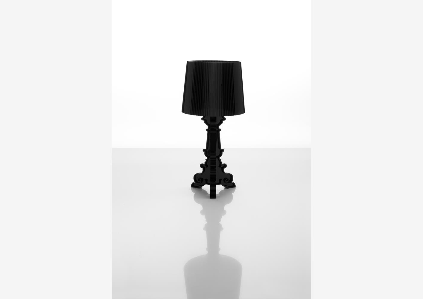 acheter votre lampe contemporaine noire style baroque chez. Black Bedroom Furniture Sets. Home Design Ideas