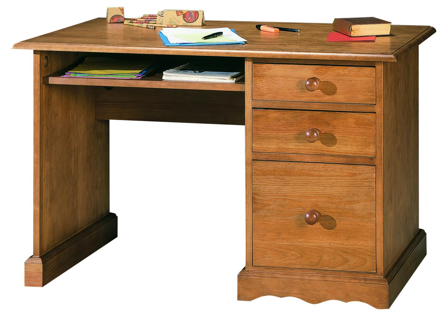 acheter votre bureau en 120 cm 2 caissons chez simeuble. Black Bedroom Furniture Sets. Home Design Ideas