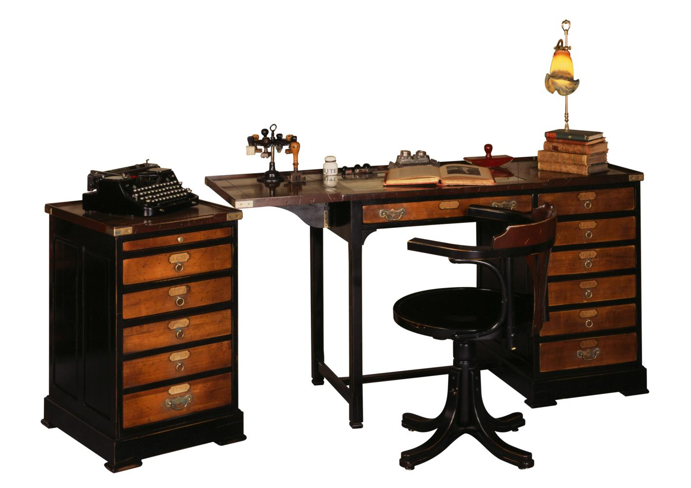 acheter votre bureau de joailler chez simeuble. Black Bedroom Furniture Sets. Home Design Ideas