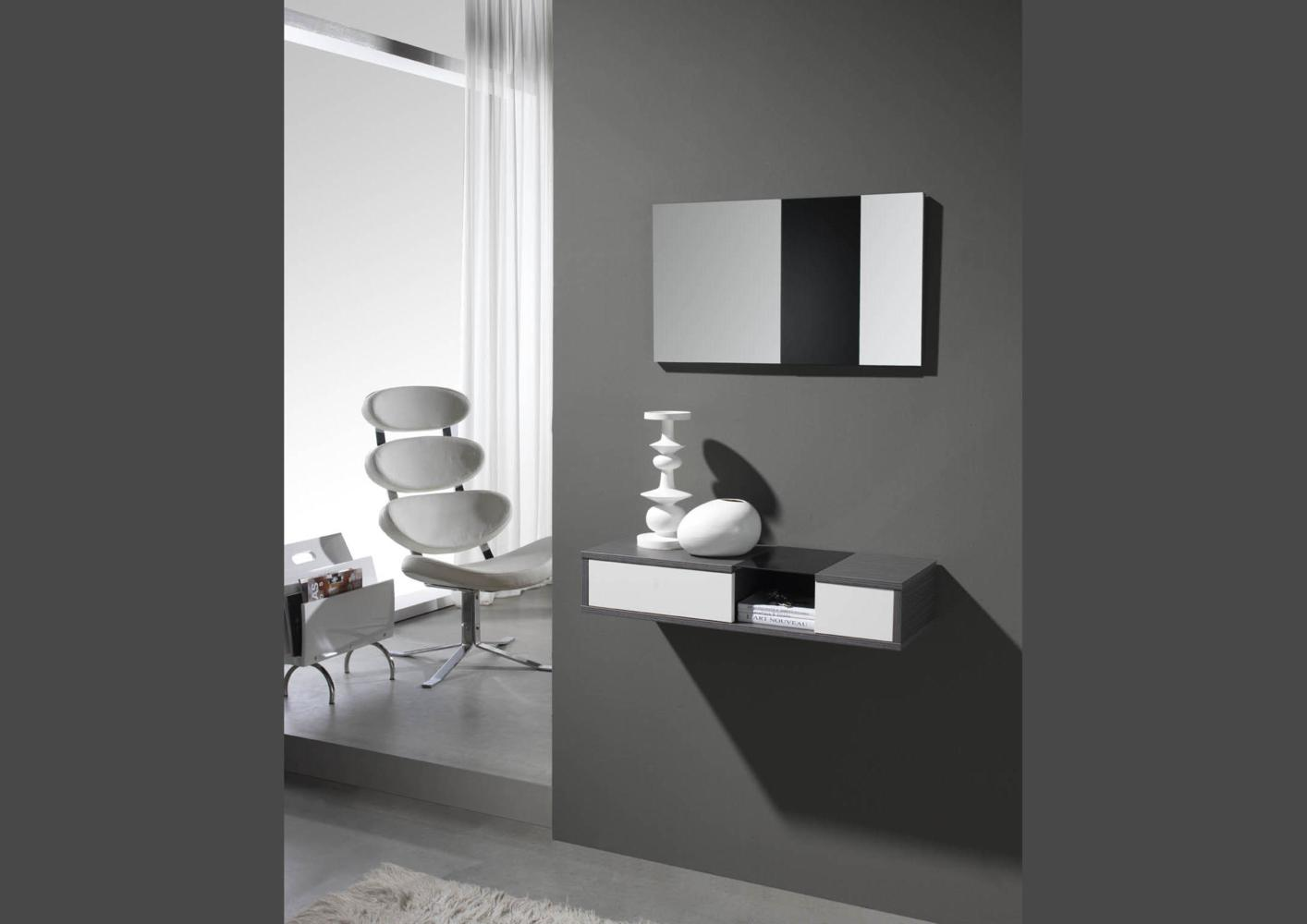 acheter votre compo meuble d 39 entr e contemporain chez simeuble. Black Bedroom Furniture Sets. Home Design Ideas