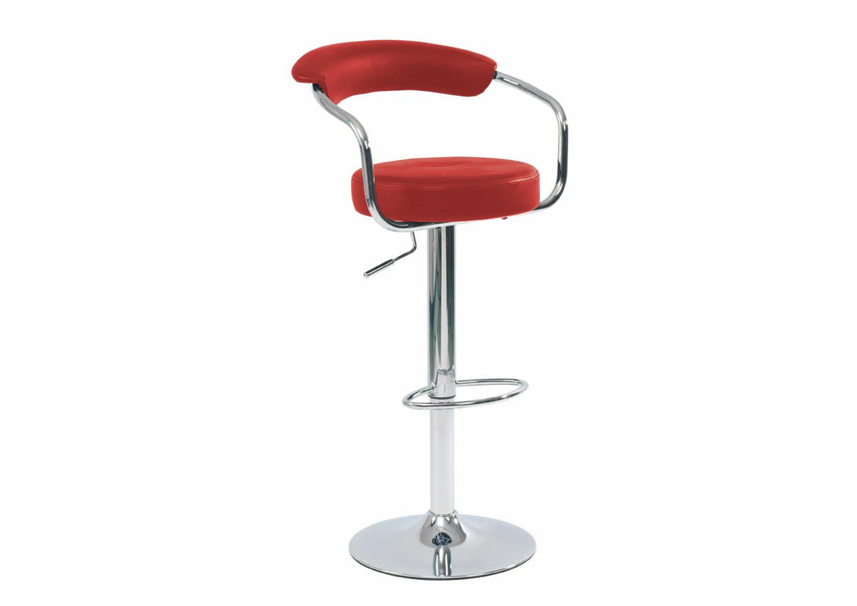 Acheter votre tabouret de bar contemporain pied chrome - Pied de tabouret bar chrome ...