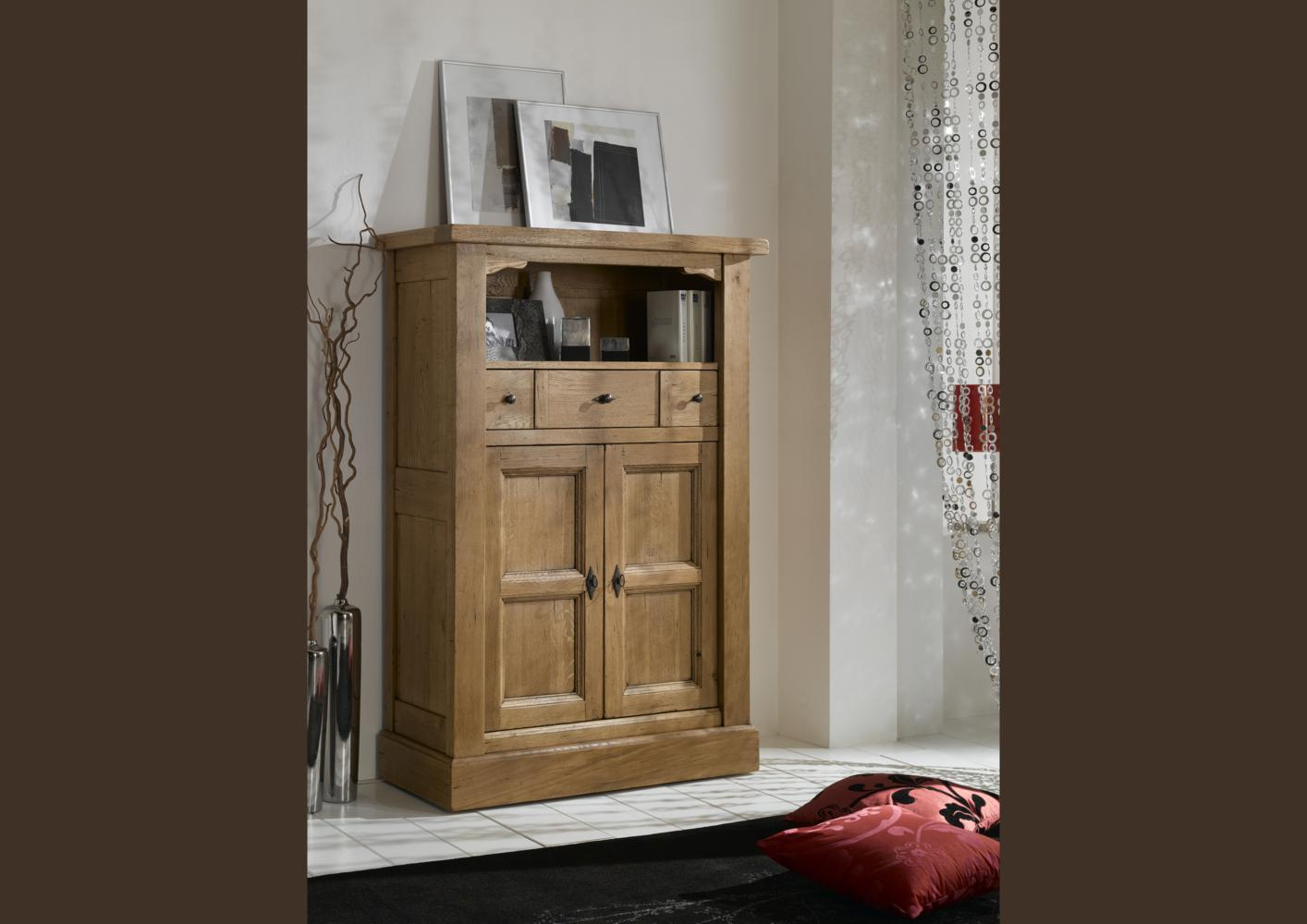 acheter votre vitrine 2 portes chez simeuble. Black Bedroom Furniture Sets. Home Design Ideas