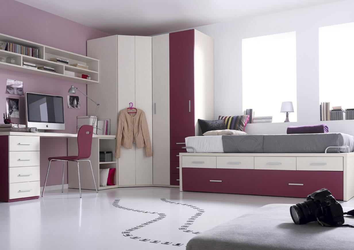acheter votre armoire d 39 angle contemporaine chez simeuble. Black Bedroom Furniture Sets. Home Design Ideas
