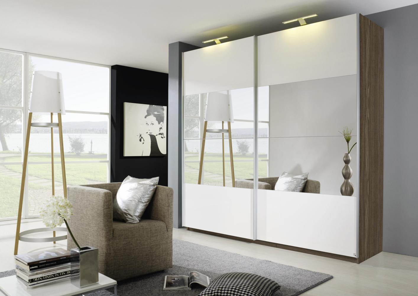 acheter votre armoire dressing contemporain d cor bois. Black Bedroom Furniture Sets. Home Design Ideas