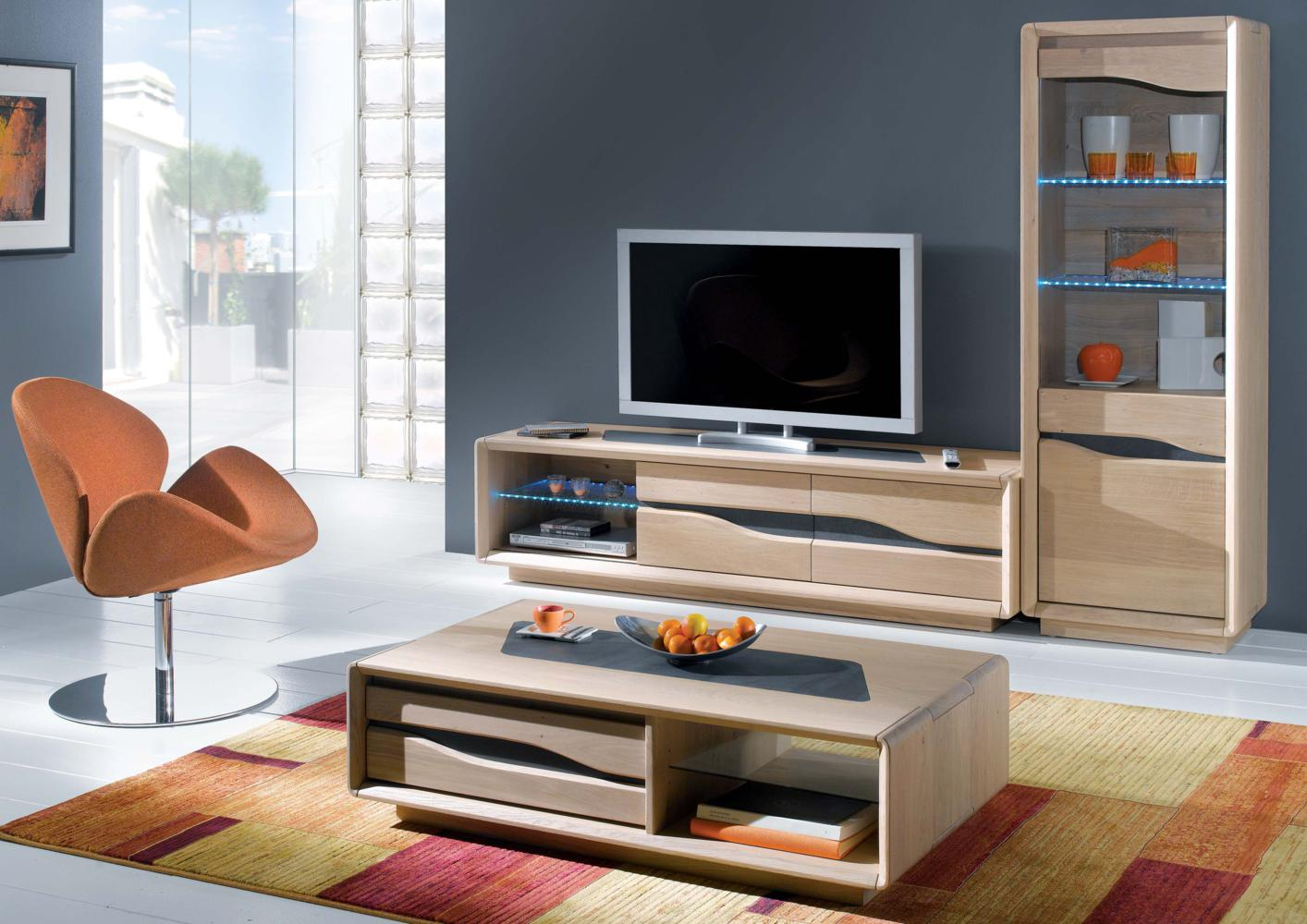 acheter votre meuble tv 122 cm 1 porte coulissante 1 niche chez simeuble. Black Bedroom Furniture Sets. Home Design Ideas