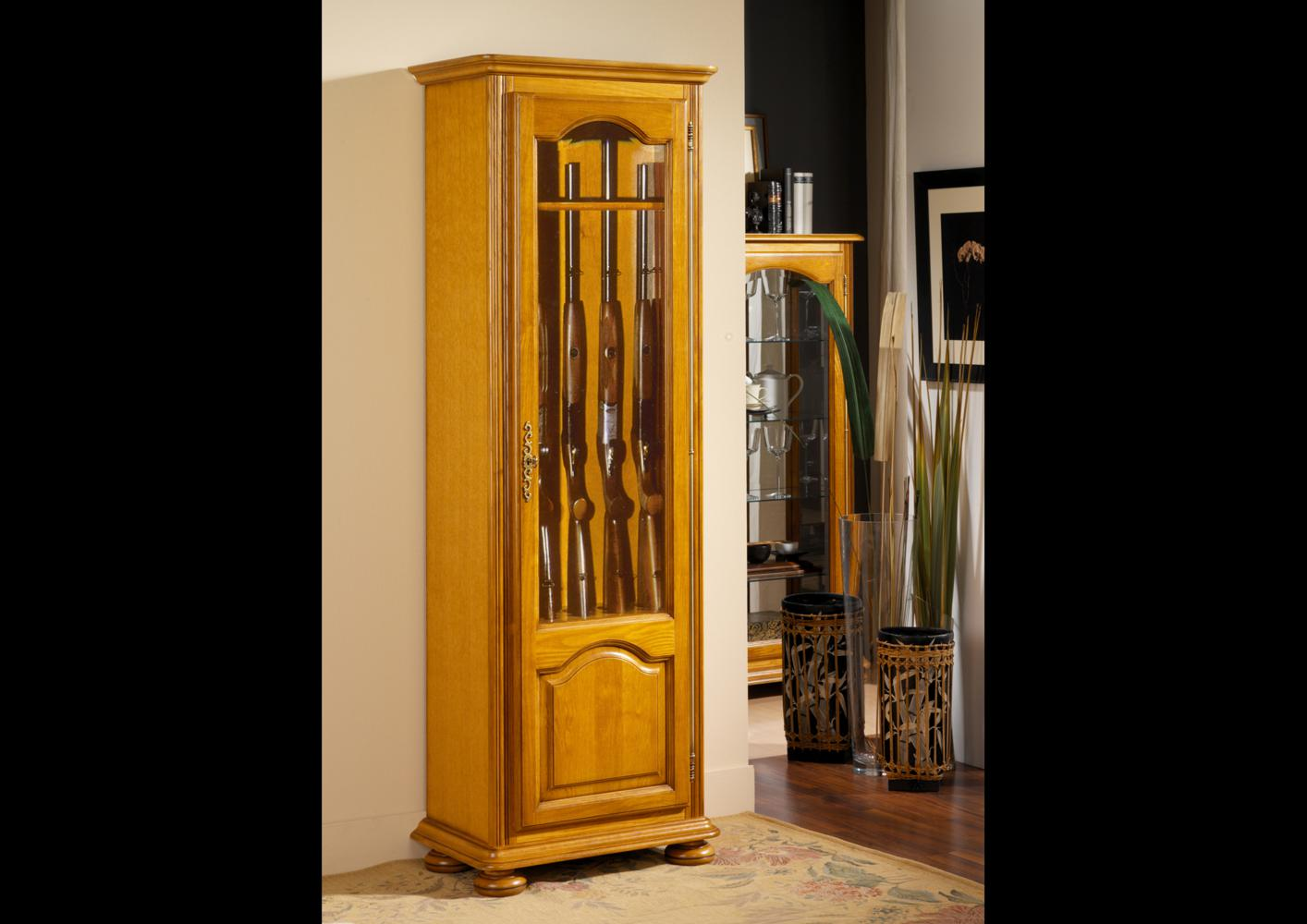 armoire fusil. Black Bedroom Furniture Sets. Home Design Ideas