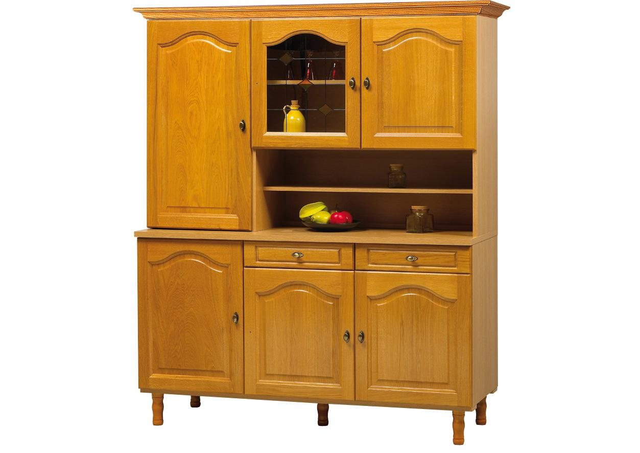 buffet bas de cuisine meuble bas de cuisine en bois recycl blanc l 160 cm ostende concernant le. Black Bedroom Furniture Sets. Home Design Ideas