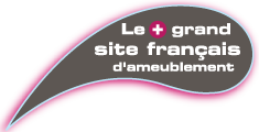 Simeuble le plus grand site internet français d'ameublement
