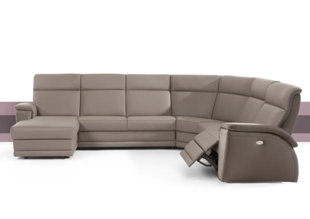 acheter votre angle contemporain 1 relax et chaise longue chez simeuble. Black Bedroom Furniture Sets. Home Design Ideas