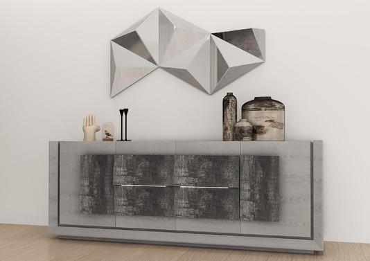 Buffet 4 portes design