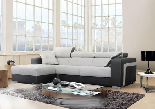 acheter votre canap chaise longue contemporain avec couchage chez simeuble. Black Bedroom Furniture Sets. Home Design Ideas