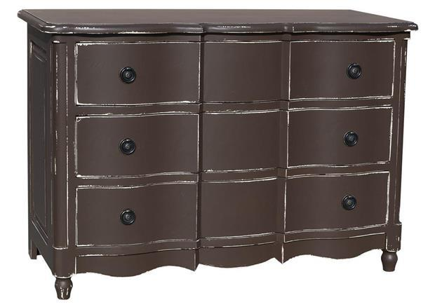 acheter votre commode en pin massif patin e 3 tiroirs chez. Black Bedroom Furniture Sets. Home Design Ideas