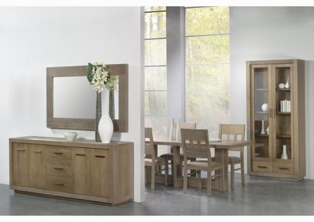 acheter votre enfilade contemporaine 4 portes 2 tiroirs chez simeuble. Black Bedroom Furniture Sets. Home Design Ideas