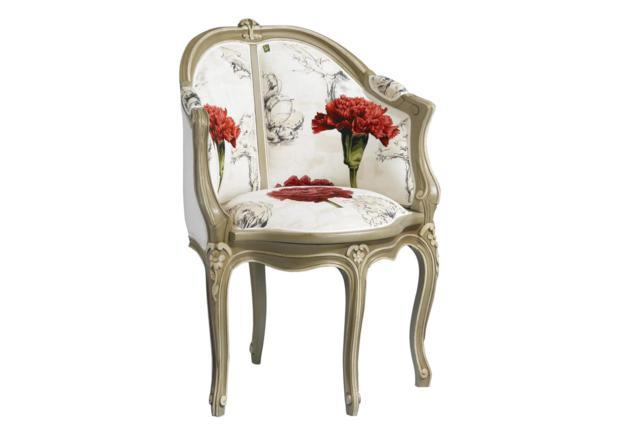 acheter votre fauteuil cabriolet style louis xv nombreux tissus au choix chez simeuble. Black Bedroom Furniture Sets. Home Design Ideas