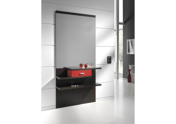 acheter votre meuble t v 2 portes 3 niches chez simeuble. Black Bedroom Furniture Sets. Home Design Ideas
